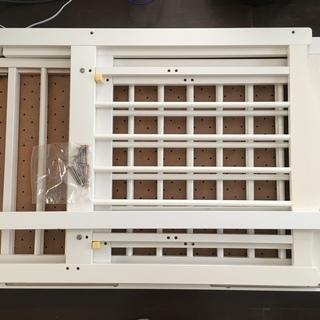 【取引完了】ベビーベッド 日本製 石崎家具 スリーピー ファンシ...