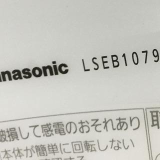 Panasonic パナソニック 天井照明 シーリングライト LED 6畳用 2020年製 LSEB1079K リモコン付き 美品  - 家具