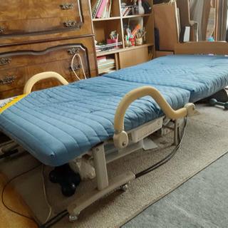 簡易式ベッド