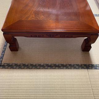 座敷テーブル