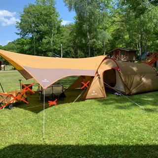 キャンプ用品セット‼️スノーピーク❗️コールマン❗️ロゴス…