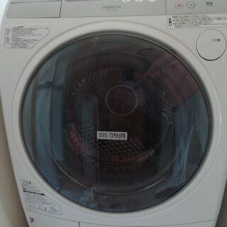 ドラム式洗濯機  引取条件ありの画像