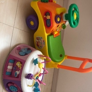 くまのプーさんの乗り物、玩具