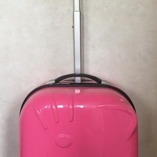 ハローキティ スーツケース キャリーケース キャリーバッグ ピンク
