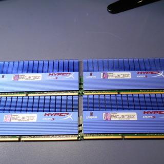 デスクトップ用メモリ DDR3 PC3-19200 8GBx4 ...