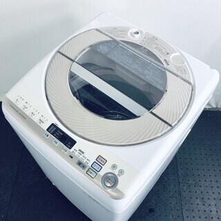【北海道 沖縄 離島 配送不可】 中古 洗濯機 シャープ SHA...