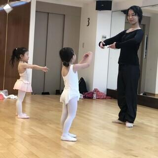 新宿曙橋 こどもバレエ教室 フェアリークラス 新年8月生募集! ...