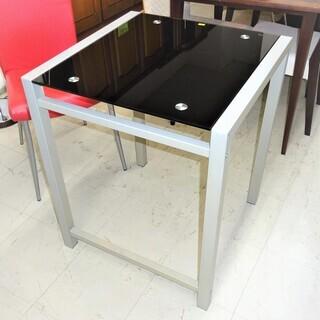 USED ガラスダイニングテーブル