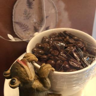 珈琲カップの食品サンプル
