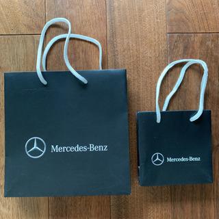 メルセデスベンツ 紙袋 2種