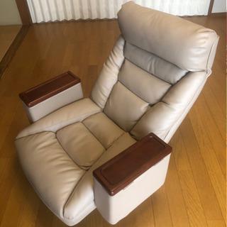 美品 アリオン 座椅子 回転座椅子 回転 椅子 ソファー チェア...