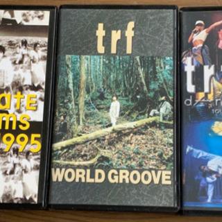 TRF ビデオ 三本100円!