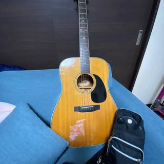 アコースティックギターを教えてください!!