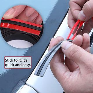 【新品】フロントガラス静音化 遮音モール ウェザーストリップ 風切り音防止テープ 2m − 高知県