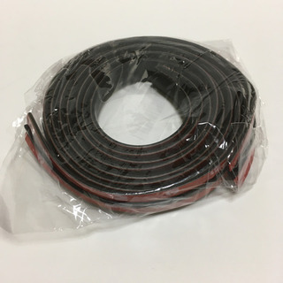 【新品】フロントガラス静音化 遮音モール ウェザーストリップ 風切り音防止テープ 2m - 売ります・あげます