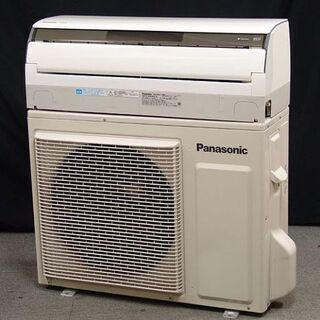 【ネット決済】Panasonic パナソニック ルームエアコン ...