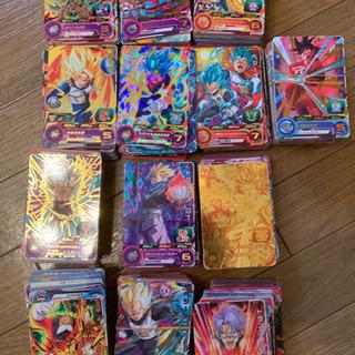 ドラゴンボールのカード