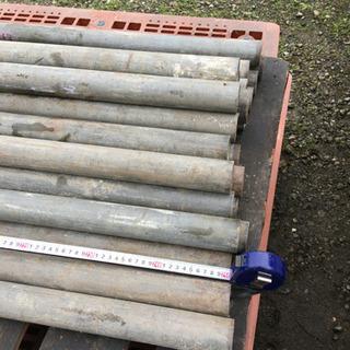 単管パイプ1m/100個セット