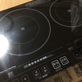 IHクッキングヒーター14年製&専用台