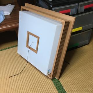 吊り下げ天井照明 - 福知山市