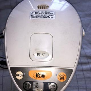 0円無料象印マイコン沸とうVE電気まほうびんCV-TR22型中古...