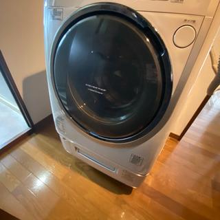 東芝ドラム式洗濯機