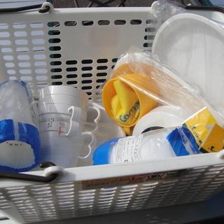 アウトドア用品 キャンプ用品 ピクニック BBQ バーベキュー用品 使い捨て食器 - その他