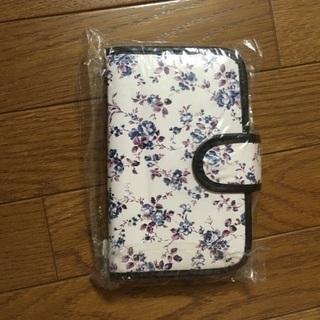 【新品】花柄 ピルケース