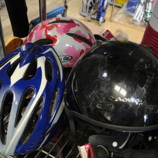 ヘルメット各種 自転車 サイクリング  - 売ります・あげます