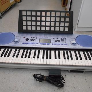 【恵庭】現状品 YAMAHA 電子キーボード EZ-J53…