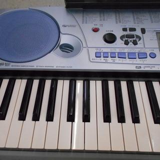 【恵庭】現状品 YAMAHA 電子キーボード EZ-J53 中古品  PayPayOK! - 楽器