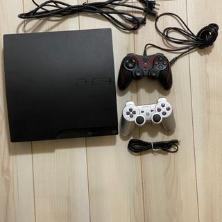 PS3本体、コントローラー2つ、ソフト13個 早い者勝ち