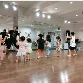 こどもダンス教室l福岡天神のダンス教室
