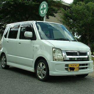 ワゴンR・ リミテッド・ターボ 2004年式 車検・R3/…