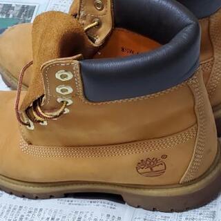 ティンバーランドの靴譲ります