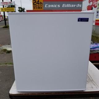 【恵庭】ヤマダ 小型冷凍冷蔵庫 YRZ-C05G2 201…
