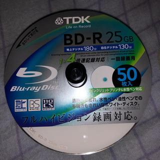 TDK録画用ブルーレイディスク BD-R 25GB 1-4倍速 ...