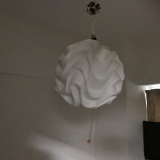 1000円→700円お値下げ中IKEA系 お洒落な照明の画像