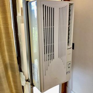 16年式 窓用エアコン KOIZUMI KAW-1662