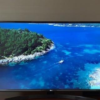 """Almost New LG 43"""" TV (43UK6300PJ..."""