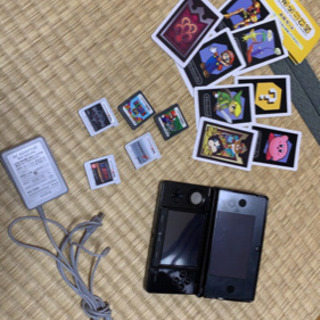 【おウチ篭りに】(値下げ)任天堂3DS ソフトセット