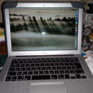 【交渉中】Mac Book Air