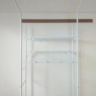 【決まりました】洗濯機上の収納棚 − 沖縄県