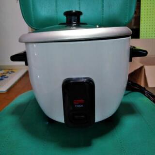 炊飯器 決まりました!