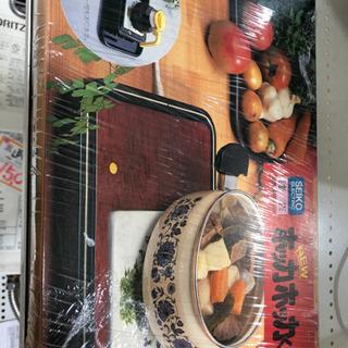 激安‼︎   お買得 電気 保温 トレイ SEIKO  ホッカホッカ - 生活雑貨
