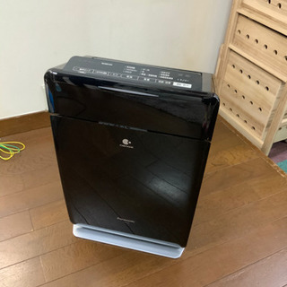 Panasonic  加湿空気清浄機 2011年 中古^_^