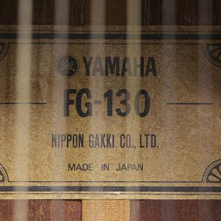 YAMAHA ヤマハ アコギ アコースティックギター FG-130 FG130(R2017wY) - 楽器