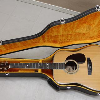 Morris モーリス W-30 アコースティックギター ハードケース付き W30 アコギ(R2018awxY) - 売ります・あげます