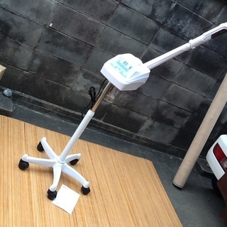 未使用品 9機能 オゾンフェイシャルスチーマー ST-2 …