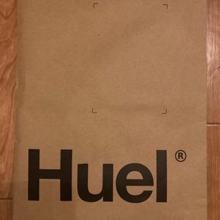 Huel Tシャツ 黒 Mサイズ